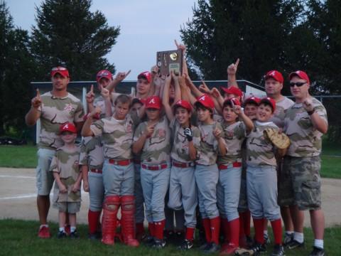 St. Anthony Baseball: 2008 Regional Champions