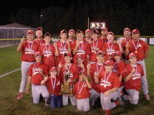 St. Anthony School: 2007 IESA Class 1A State Champions